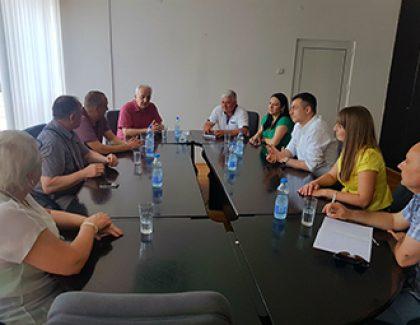 Посета делегације Русије општини Смедеревска Паланка