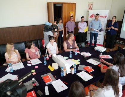 Млади из Смедеревске Паланке на едукативним радионцама за стицање професионалних вештина…